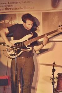Tomaso Live im Theresienkeller - Lukas Popp
