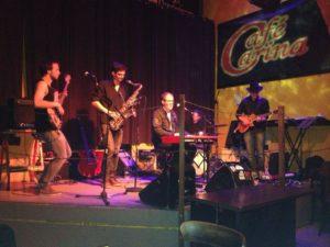 Tomaso Live im Cafe Carina