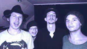 Julian, Michael, Christoph, Lukas