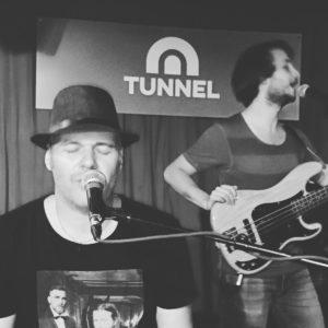"""Tomaso Live! im """"Tunnel Vienna Live"""""""