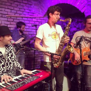 Tomaso & Band LIVE in Stockerau