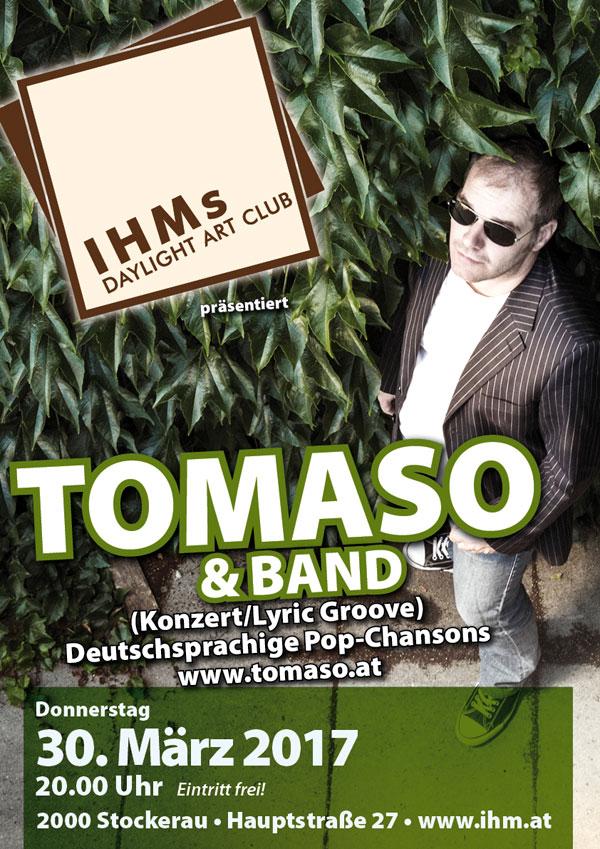 Tomaso Live & Band