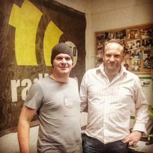 Mitch und Tomaso - Radio Fro!