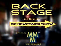 Tomaso LIVE! im BackStage-Check