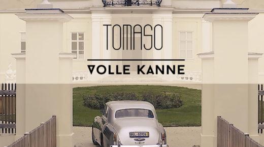 """""""Tanzbarer Pop mit jeder Menge Humor"""" – Tomaso startet mit """"Volle Kanne"""" zu seinem neuem Album!"""